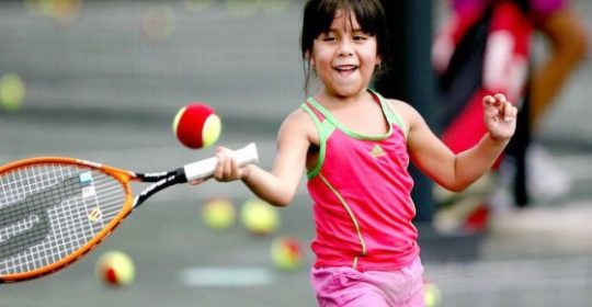 Importance of choosing sports suitable for the child's body